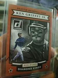 Ken Griffey Jr.  Washington