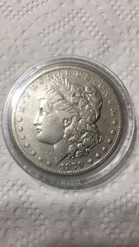 1879s Morgan Dollar  $30 Clifton, 20124