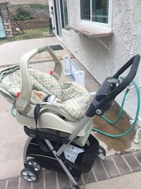 Baby travel system with car seat.  Los Angeles, 91324