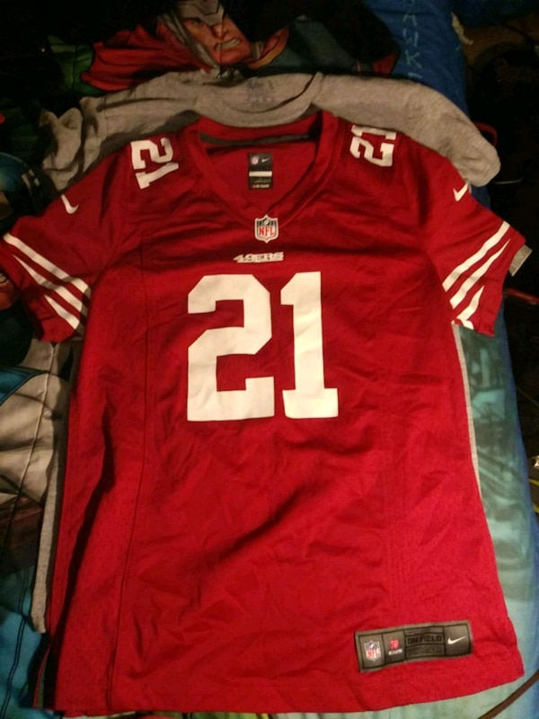 3a7157add Used Woman s painted jersey 49s Gore for sale in Salinas - letgo