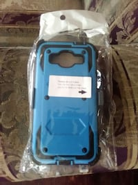 black and blue smartphone case in pack