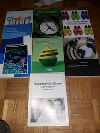 Social work collage books