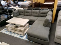 Smoke Gray sectional with Chase out Jacksonville, 32246
