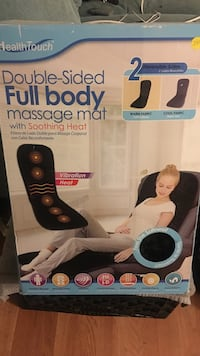 body massage pad  2266 mi