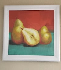 White wooden framed painting Albuquerque, 87121