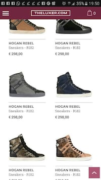 Hogan Rebel ~ sneakers Rimini, 47921