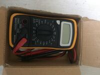 Digital multimeter.....