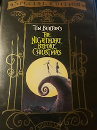 The Nightmare Before Christmas - DVD Toronto, M6K 3G1