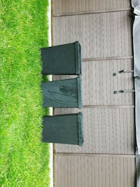 3 black Ikea garbage cans 3 for $15 Lincoln, L0R 2E0
