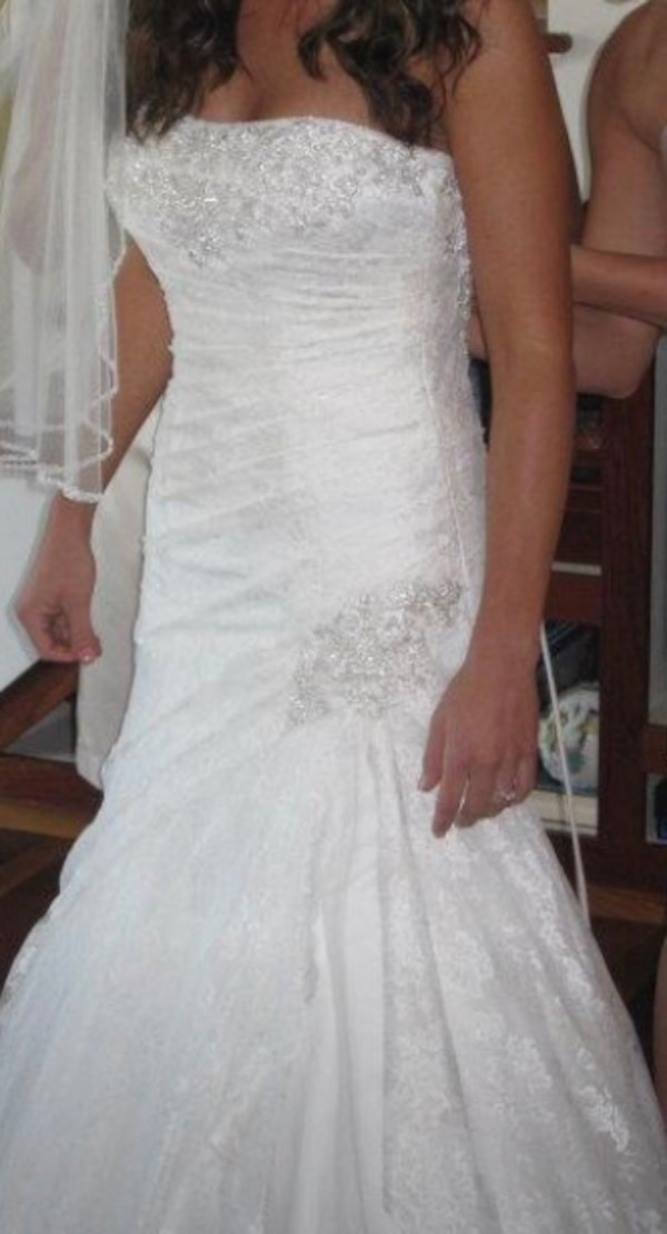 Vera Wang White Collection Bridal Gown Size 2