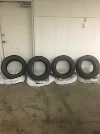 4 pirelli winter tires 255/55/18