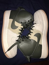 Green Hi-Top Nike AirForce1 Forked River, 08731