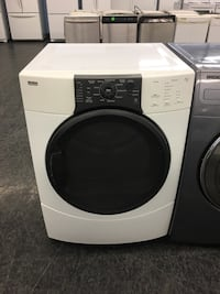 white and black front-load clothes washer Toronto, M3J