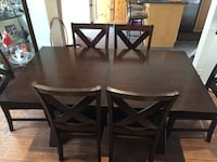 7 Pieces Dining Table Brampton, L6X 4V7