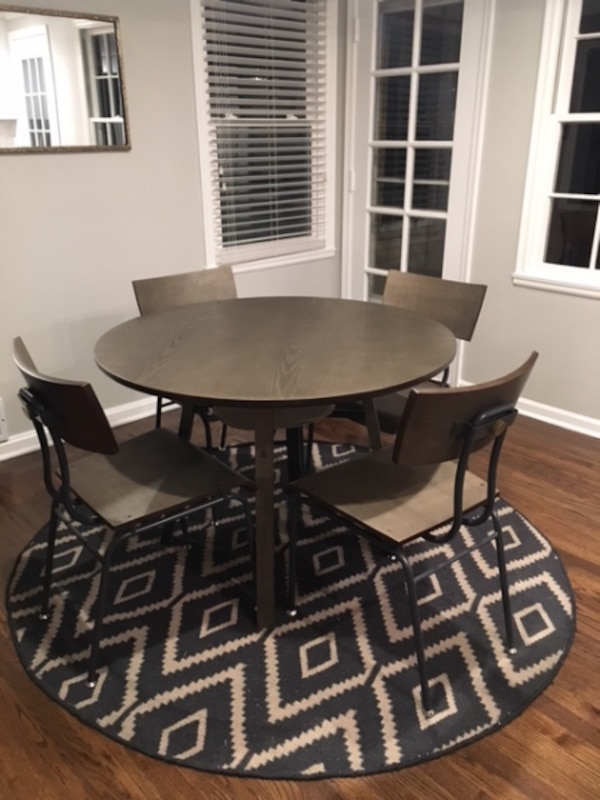 Used Crate And Barrel Dining Table | Jonathan Steele