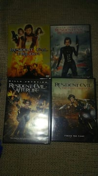 Resident evil collection  Wadena, 56482
