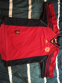 Vintage 1998 Spain Official Jersey St Catharines