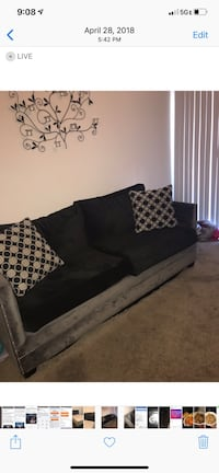 Gently used couch ! Las Vegas, 89119