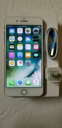 iPhone 7 plus 256 GB Red GSM factory unlocked  Annapolis Junction, 20701