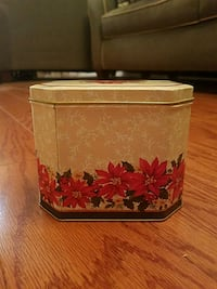 brown and red floral print case Covington, 70433