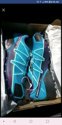 Outdoor Trail Shoes ($45 or name y