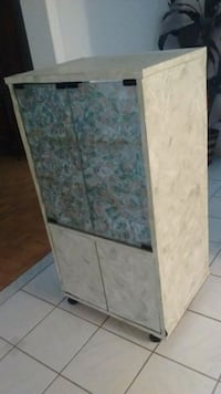 brown and gray wooden cabinet Toronto