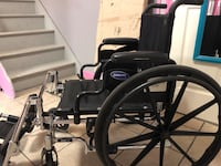 wheelchair  invacare 9000 xt almost new Roselle, 07016