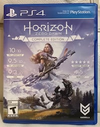 PS4 Horizon Zero Dawn Brampton, L7A 3L2