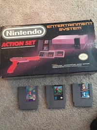 Nintendo Entertainment System  Action Set Springfield, 22150