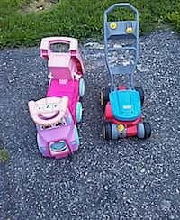One Girls Riding Toy and. Kids Lawn Pittsburg, 66762