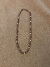Glass beaded necklace Minneapolis, 55414