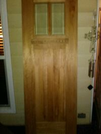 DOOR brand new solid wood door