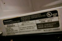 Kenmore Microwave Oven Alliance, 44601