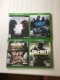 Xbox one video game bundle Langley, V3A 6V7