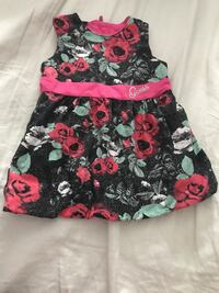 Guess baby girl dress 0-3 months Blainville, J7C