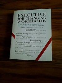 Executive Job Changing Workbook North Plainfield, 07062