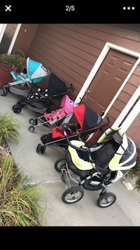 4 strollers. Original price $3700.  If interested in one just ask   Pink sold Sioux Falls, 57103