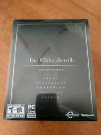 The Elder Scrolls Anthology Duncan, V9L 2H6