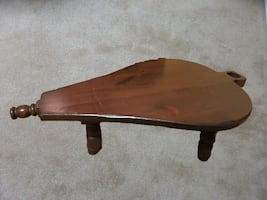 Coffee Table, Bellows style