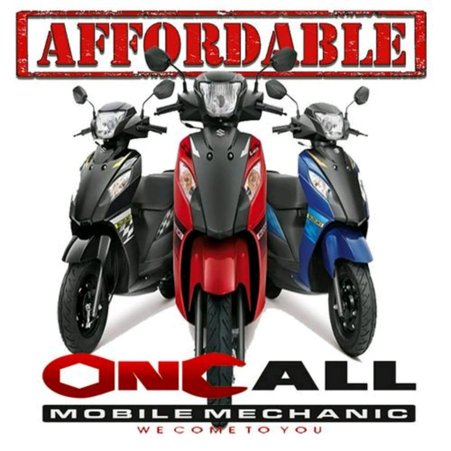 MOBILE-MOTORCYCLE-MECHANIC scooters all over NV best deals