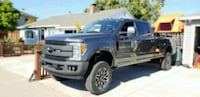 2019 Superduty Lariat wheels and tires San Mateo, 94401