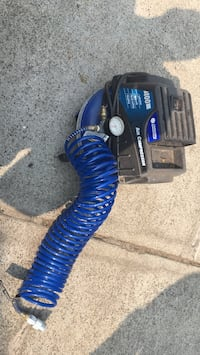 blue and black corded power tool 2360 mi