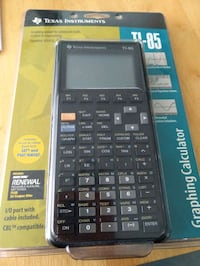 New in Package - TI-85 Graphing Calculator Woodbridge, 22193
