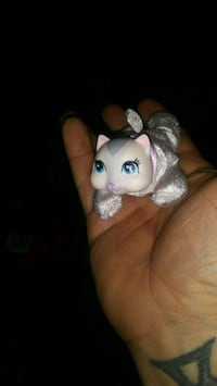 "Miniture stuffed cat ""bennie baby type""  Long Beach, 90804"