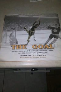 COLLECTABLE Book about Bobby Orr