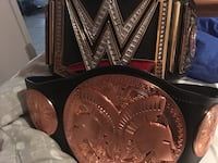 WWE Tag Team Championship and World Title Boyds, 20841
