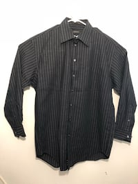 Claiborne Button up Dress Shirt 17 34/35 2226 mi