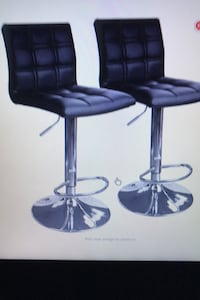 Bar stools (set)