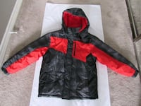 Boys Weather Proof Snow Jacket Youth M Huntington Beach, 92649