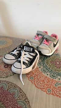 Converse and Nike's size 6c Redmond, 97756